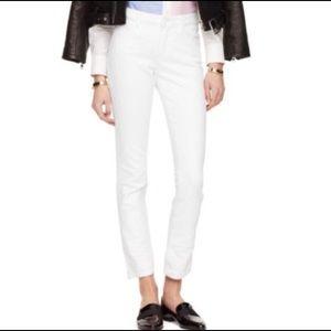 NWT Kate Spade Ecru/Cream Jeans!